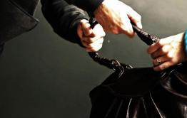 Инновационный способ грабежа пресекла полиция в Чите