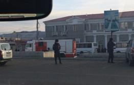 Вокзал оцепили из-за бесхозной сумки - УМВД