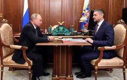 Пресс-служба Кремля: Путин проведет в Чите совещание по ситуации с пожарами