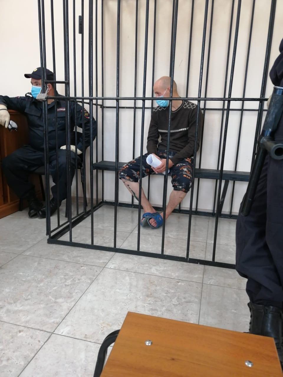 Обвиняемого в убийстве подростка и резне в забайкальском поселке арестовали на 2 месяца