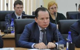 Чуркин назначен главой министерства инвестиционного развития Забайкалья