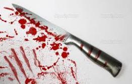 «Мужчина» из  Петровска исподтишка ударил знакомую ножом после ссоры