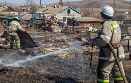 В Забайкалье количество пострадавших от пожаров возросло до 36 человек