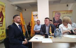 Забайкальские эсеры поддержат Осипова на выборах губернатора