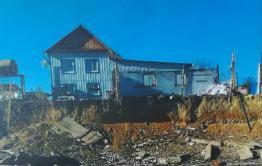 Читинские чиновники ждут, когда семья в пос.Биофабрика останется без дома?