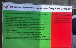 Депутата Викулова могут снять с праймериз