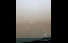 Пожары подошли вплотную к трассе под Краснокаменском ВИДЕО