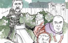 PDF-версия «Вечорки» № 7 (456) уже в продаже: заговор против «Вечорки», могилы для читинцев и заморенные голодом студенты в Балее