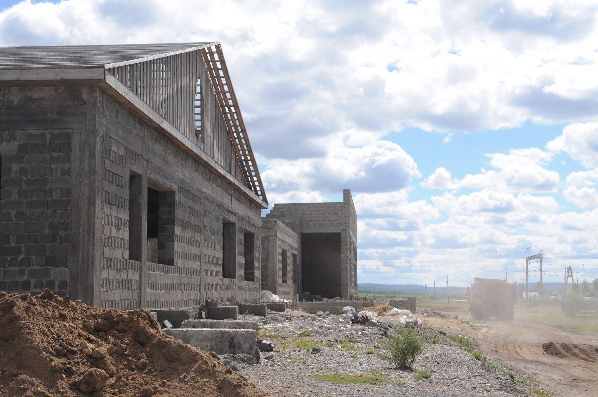 Печально известная школа в Сохондо стала предметом иска строителей к Читинскому району