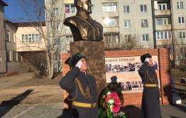 Построенный на пожертвования памятник полководцу Жукову открыли в Чите