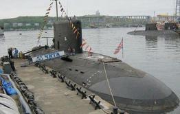 Подлодка «Чита» затонула при буксировке на утилизацию в Приморье