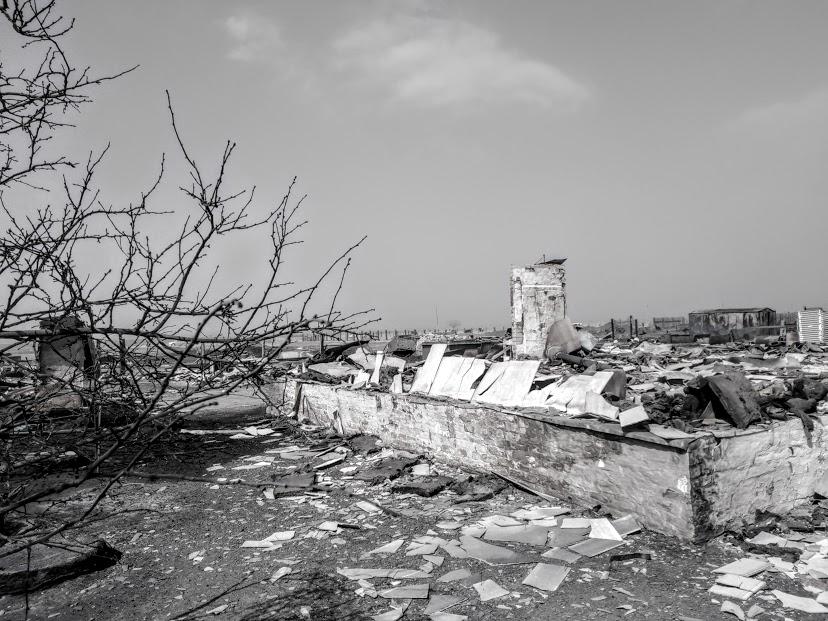Жительница Чинданта-2 не может получить обещанные 50 т. р. за сгоревшее подворье