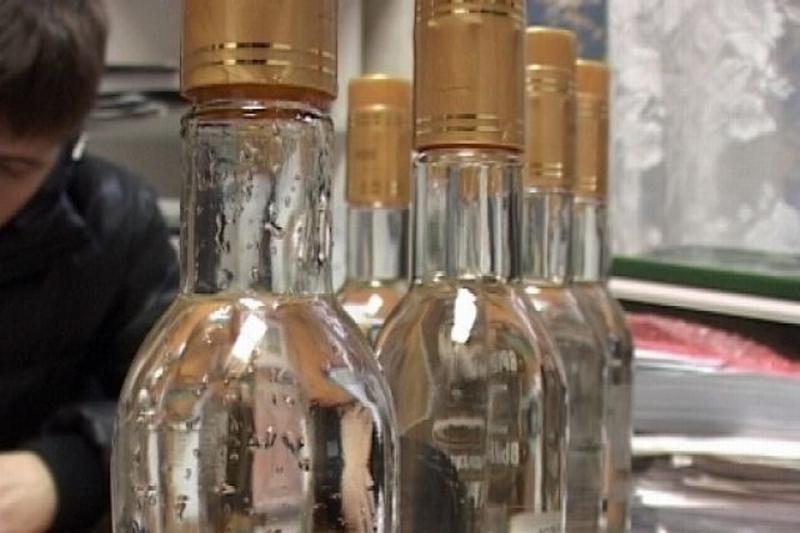 С незаконной продажей спирта в Забайкалье будут бороться советом