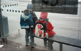 В Нерчинском районе ученики ездят в школу на такси