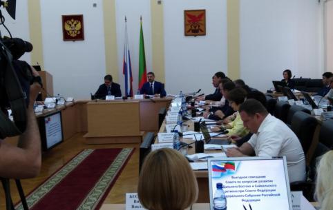 Забайкальцы должны сами предложить рычаги для решения специфичных проблем региона - сенатор
