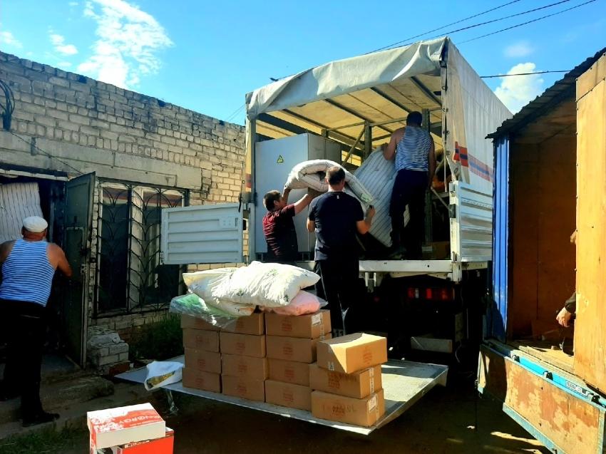 В Забайкалье ищут добровольцев для помощи подтопленным районам