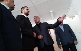 Осипов на два дня уехал в Агинский округ
