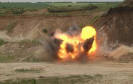 Срочник из Забайкалья подорвался на мине в Уссурийске