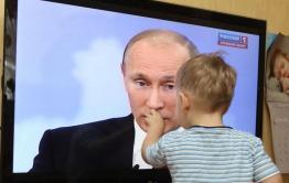 Путин улетел из Читы