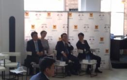 Чуркин назвал приезд корейской делегации первым серьезным опытом для Забайкалья