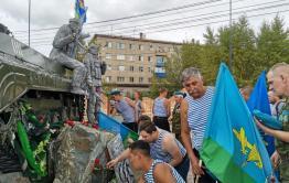 Российской десантуре 90 лет
