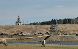 Новый подвесной мост в Кайдалово откроют в конце мая