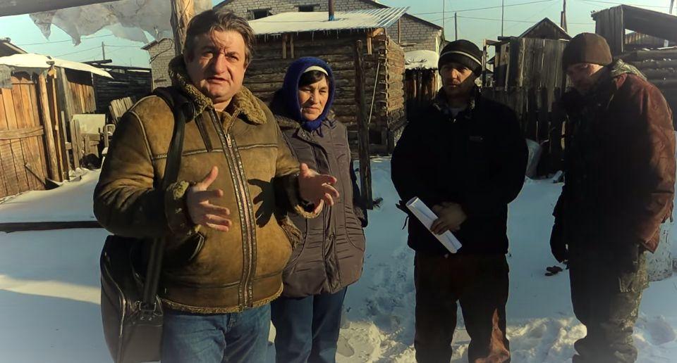 Забайкальское Минприроды отправляет жителей Сивяково собирать валежник, чтобы отапливать дома