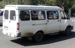 Жительница ГРЭС пожаловались на отсутствующую маршрутку и опасный путь к остановке