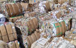 В Чите построят завод по переработке макулатуры