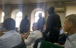 ФСБшники увели сотрудника МЧС с планерки в читинской администрации