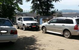 УФСИН: Ведомственные автомобили находятся на спецстоянках
