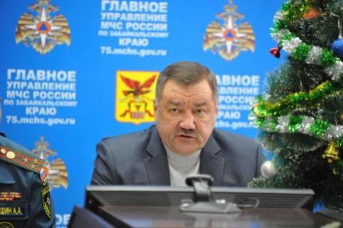 Следователи передали в суд уголовное дело в отношении экс-главы Читинского района Кургузкина