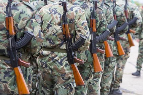 В Чите солдат-срочник покончил с собой после избиения сослуживцами