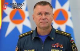 Глава МЧС России прибыл в Забайкалье