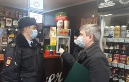 Спецгруппы проверили 780 кафе и магазинов Читы на соблюдение правил в период пандемии