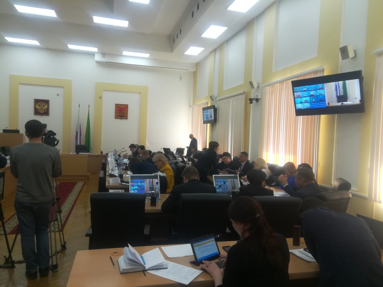 Полпред Трутнев на час сдвинул совещание по поводу пожаров в Забайкалье