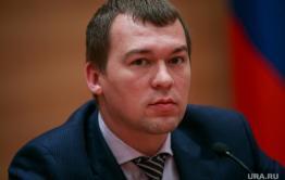 Депутат Госдумы Дегтярев назначен врио губернатора Хабаровского края