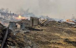 Генпрокуратура взяла под свой контроль вопросы соблюдения прав погорельцев в Забайкальском крае
