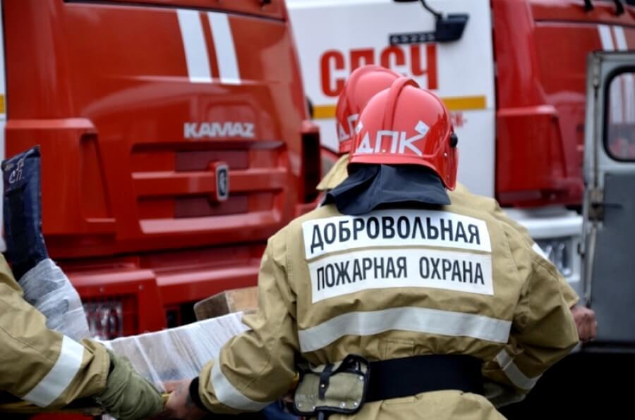 Добровольный пожарный умер в Приозерной после апрельского апокалипсиса
