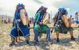 Сибирские шаманы призовут дождь на пожары