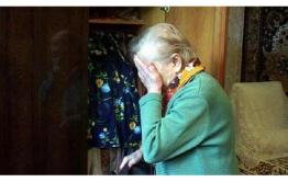 В Карымском внук обокрал свою бабушку