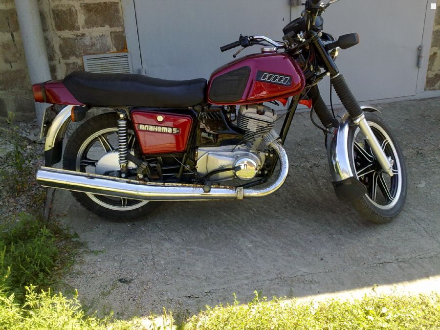 22-летний забайкалец украл сломанный мотоцикл