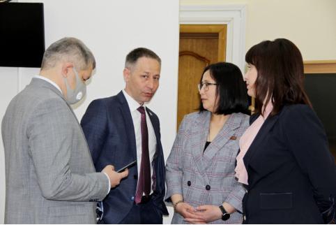 Заксобрание Забайкалья утвердило Щеглову и Цымпилову в должности зампредов Правительства
