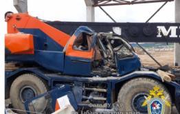 Не стой под стрелой: крановщика в Чите убила бетонная балка