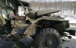 В Каларском районе погиб водитель УРАЛа