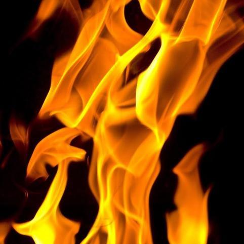 Трехлетняя девочка погибла во время пожара в Балее