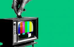 Жители Горного жалуются на отсутствие цифрового телевещания
