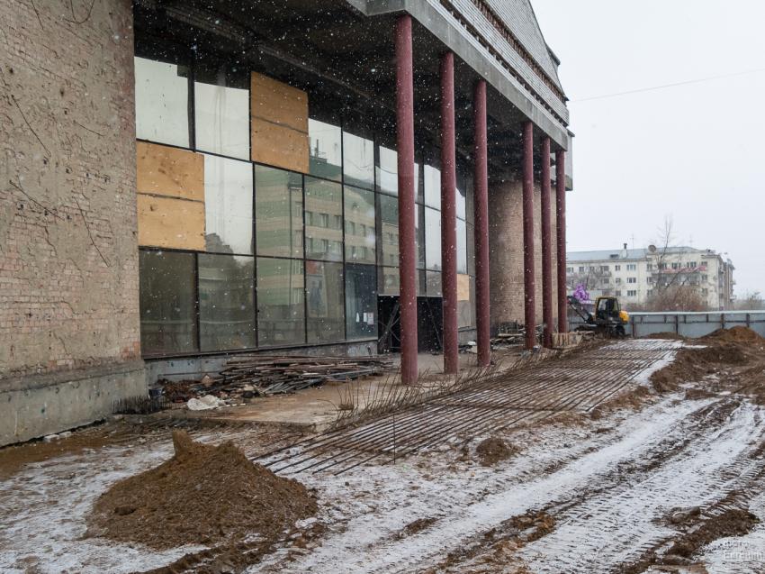 Правительство России выделило почти 350 миллионов на ремонт Драмтеатра в Чите