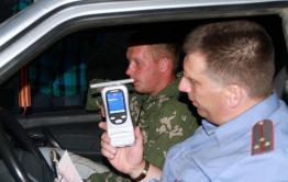 52 пьяных водителя выявлены в пятницу в Забайкалье