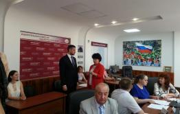 Шпак и Осипова зарегистрировали на выборы губернатора